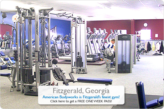 American Bodyworks, Fitness Center, Fitzgerald Georgia